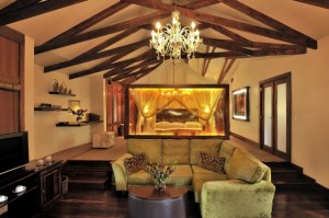 Plantation suite interior-Arusha CoffeeLodge