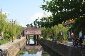 Old Bridge - Hoi An