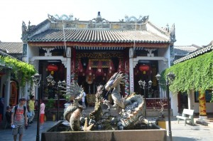 Old Pagoda in Hoi An