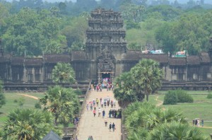 Outer View -Angkor