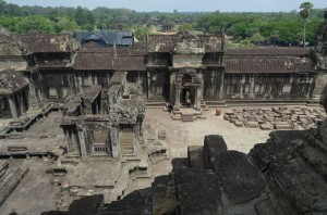Ruins at Angkor
