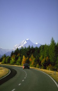 Mt Cook Autumn 2 x