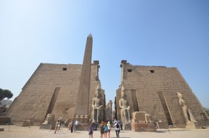 Luxor_Temple Entrance_