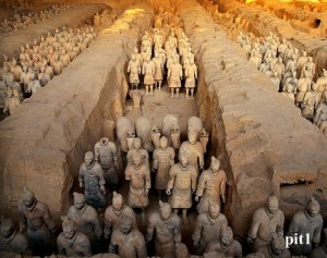 Terracotta Warriors Museum Xian